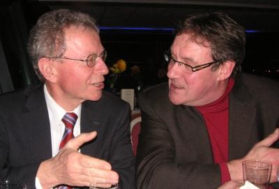 Foto: Hans Reibold VDV-BW und Artur Luhr