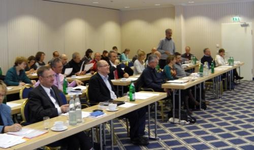 Festakt: 20 Jahre Verwaltungsgewerkschaft im Land Brandenburg