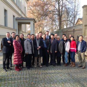 Besuch einer Chinesischen Delegation am 8.12.2016hinesische-delegation