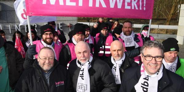 Einkommensrunde 2018 bei Bund und Kommunen beendet