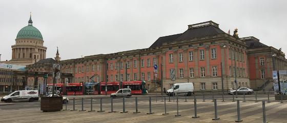 Gewerkschaften des öffentlichen Dienstes bei der CDU-Fraktion im Landtag Brandenburg
