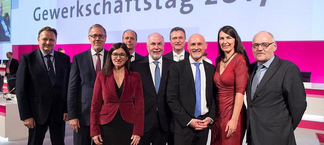 Neue dbb Bundesleitung komplett